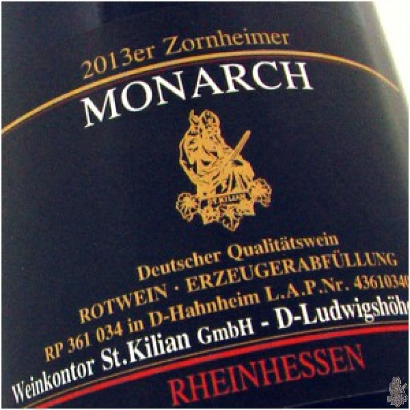 Monarch - Edel-Rotwein