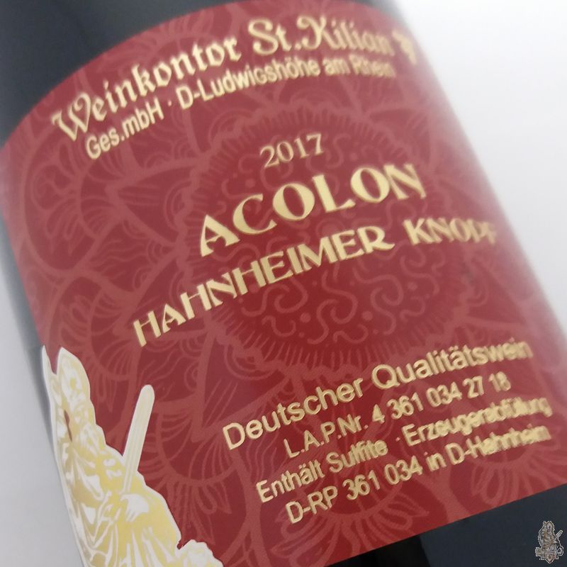 Acolon Rotwein - medium